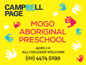 Click here to register your interest in the Mogo Aboriginal Pre-School
