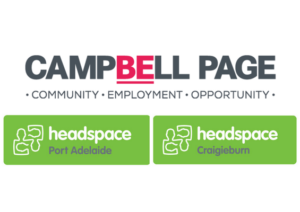 Headspace and Campbell Page logos