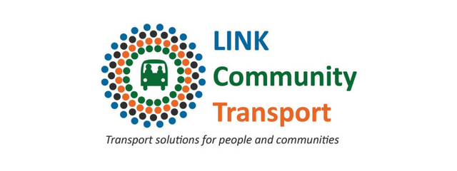 Link Community Transport Logo