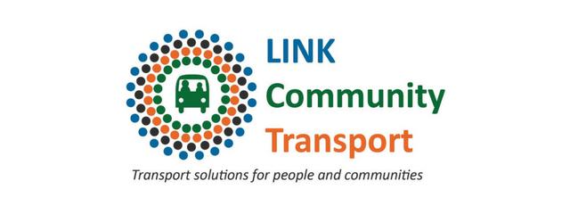 Link Community Transport Logo
